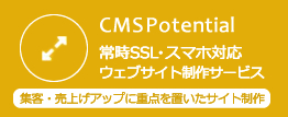 常時SSL・スマートフォン対応ウェブサイト制作